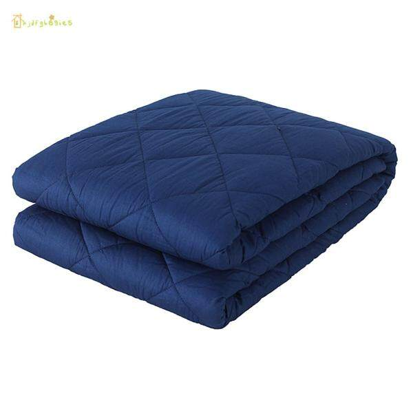 KJDF Weighted Blanket Reduce Stress Promote Deep Sleep Soft Warm for Home Bedroom