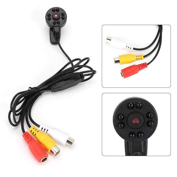 Mini Camera CCTV, IR An Ninh 8 Ánh Sáng Mini CCTV Máy Ảnh HD Âm Thanh Và Video Giám Sát, Mini Ẩn CCTV Camera Giám Sát Analog