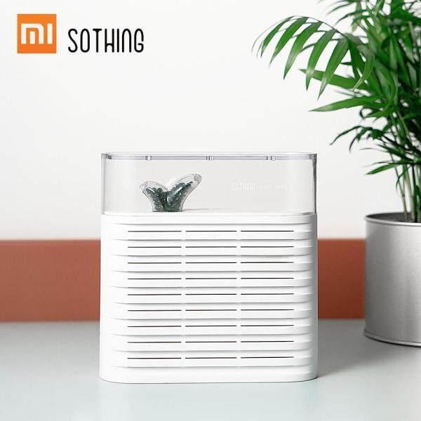 Máy hút ẩm không khí mini Xiaomi sothing, thiết bị hút ẩm di động, có thể sạc lại, có thể sử dụng lại, dùng cho văn phòng, gia đình, 150ml 100-240V
