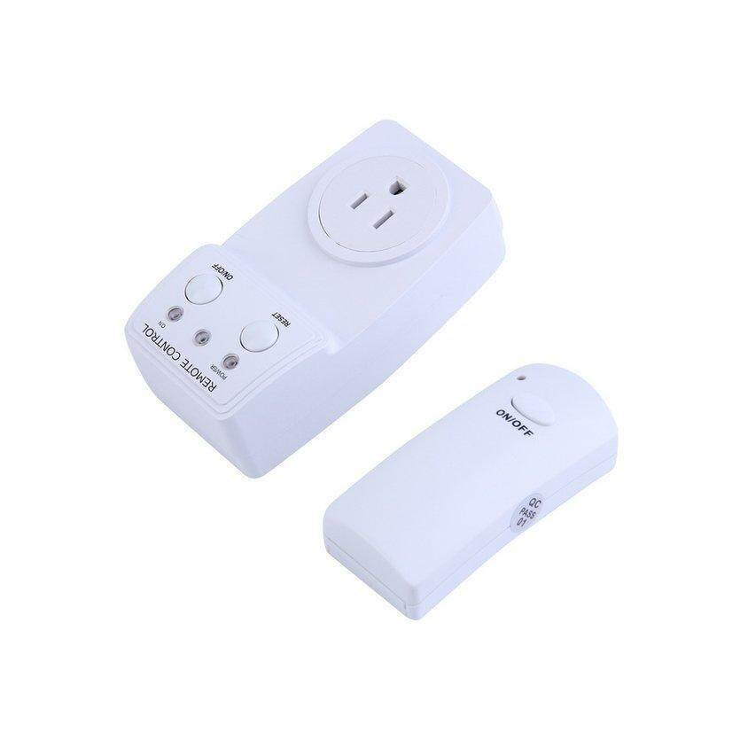 TOP(Clearance SALE)Wireless Remote Control AC Power Outlet US Plug Switch For Small Appliances