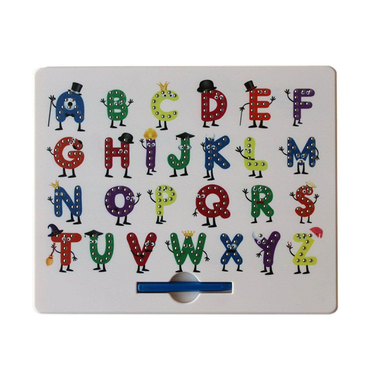 Hot Sales Children Mag*netic Alphabet Learner And Writing Board Education Tool