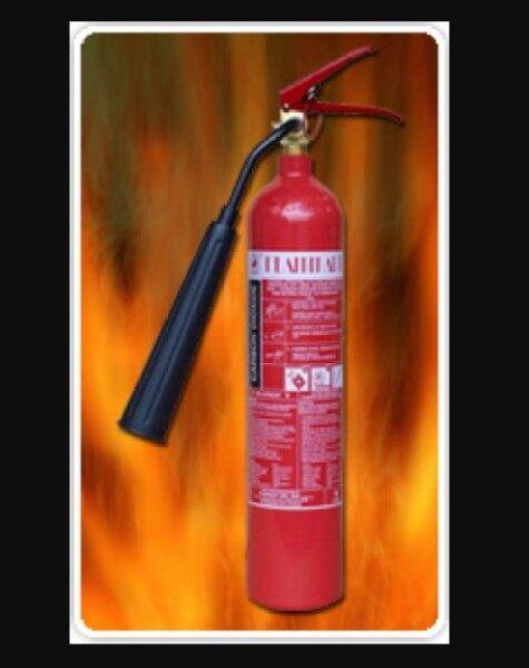 FIRE EXTINGUISHERS 2KG CO2