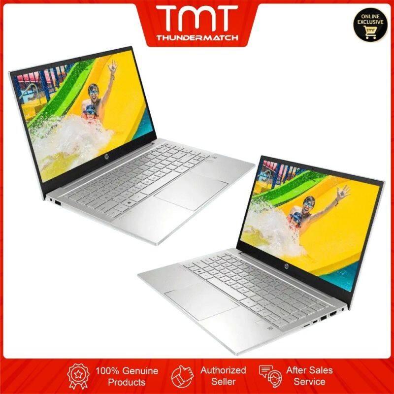 HP Pavilion 14-dv0070TX Silver Laptop (2R8A2PA) i5-1135G7 8GB RAM 512GB SSD 14FHD MX450 W10 MS OFFICE + BAG Malaysia