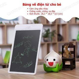 Bảng viết, vẽ điện tử, tự xóa thông minh màn hình LCD 8.5 inch (tặng kèm bút cảm ứng) [Thao2] Dũng thumbnail