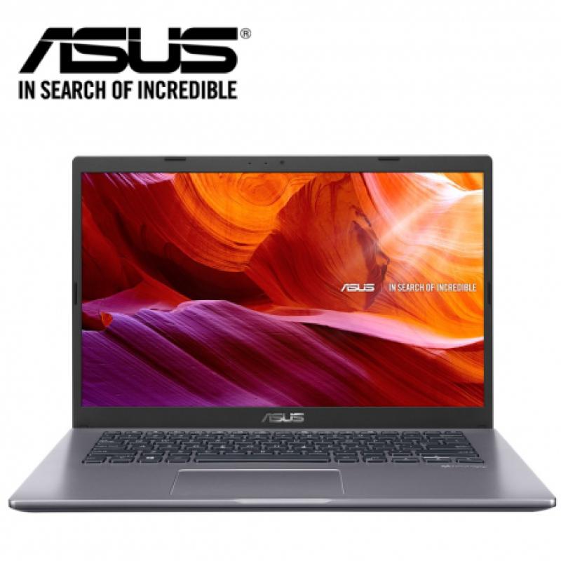 Asus A409F-JEB139T 14 FHD Laptop Slate Grey ( I5-8265U, 4GB, 1TB, MX230 2GB, W10 ) Malaysia