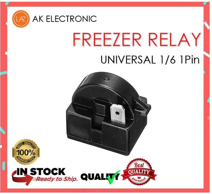 1 Pin 1/6 Relay For Freezer Compressor Start Relay /Universal Refrigerator Relay