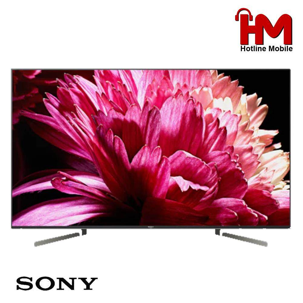 Sony KD85X9500G LED 4K Ultra HD High Dynamic Range (HDR) Smart TV (Android TV)