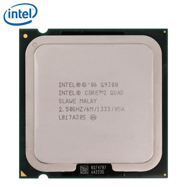 Bảng giá Core 2 Quad Q9300 2.5GHz Quad-Core CPU Processor 6M 95W 1333 LGA 775 tested 100% working Phong Vũ