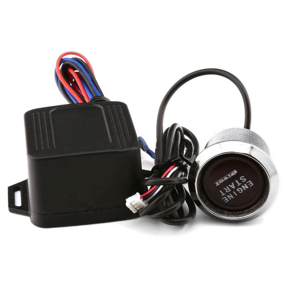 Easy Install Engine Start Interior Universal Replacement Fast Car  Accessories Push Button