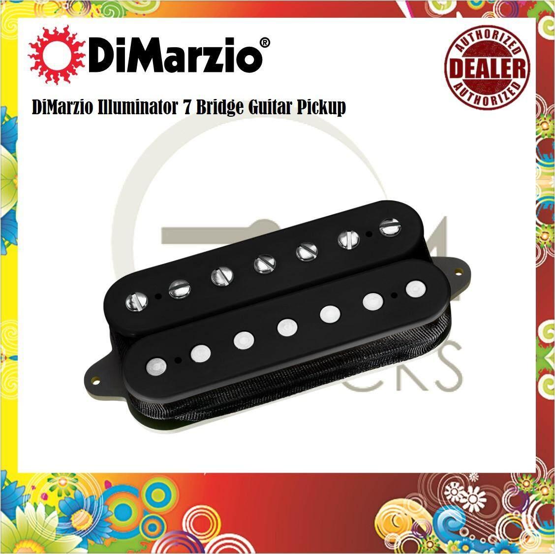 DiMarzio Illuminator 7 Bridge Guitar Pickup / Humbucker Bridge Pickup / 7  Strings Guitar Pickup ( DiMarzio DP757 )