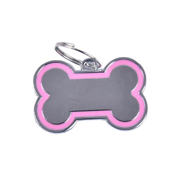 Thẻ ID Chó Mèo Thú Cưng Cangfenlu, Thẻ Tên Khắc Cá Tính Trượt Trên Thẻ Cổ Áo Cho Con Chó Con