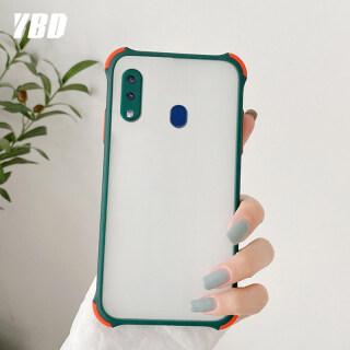 YBD Ốp Chống Sốc 4 Góc Ốp Cho Samsung Galaxy A20S A10S A30 A20 Ốp Điện Thoại Cứng Bảo Vệ Máy Ảnh Chính Xác Ốp Lưng Mờ thumbnail