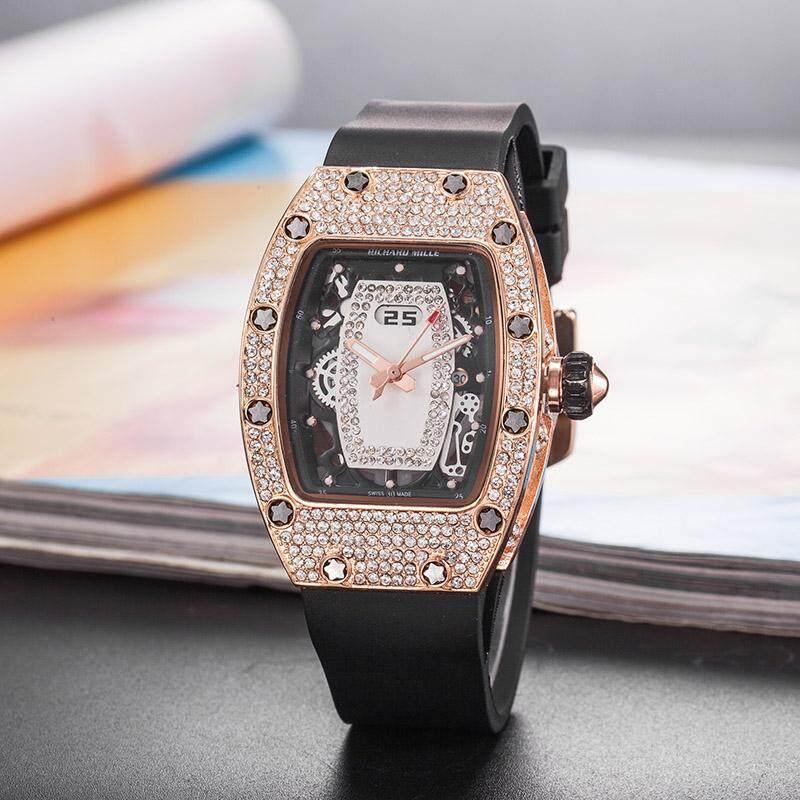 Original Luxury Brand _RICHARD MILLE Watch Tourbillon Series Quartz Watch Business Mens Watch Fashion Casual Women Watch Malaysia