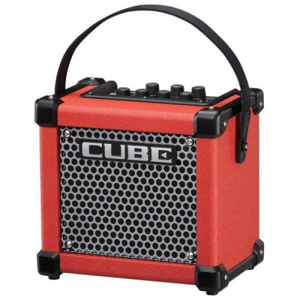 Roland Roland Guitar Amp Micro Cube GX M-CUBE GXR Red Malaysia