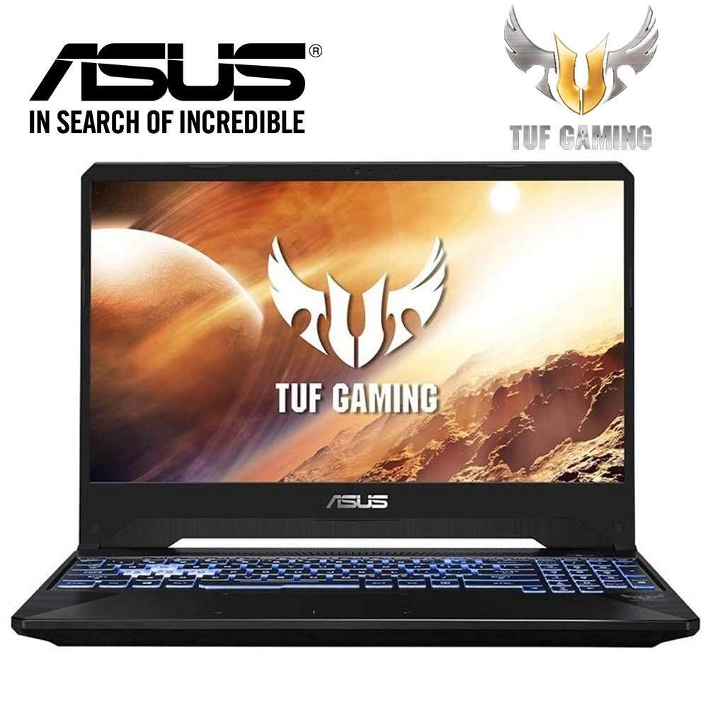 Asus TUF Gaming FX505D-UBQ099T 15.6 FHD IPS Laptop Black ( Ryzen 7 3750H, 8GB, 512GB SSD, GTX1660Ti 6GB, W10 ) Malaysia