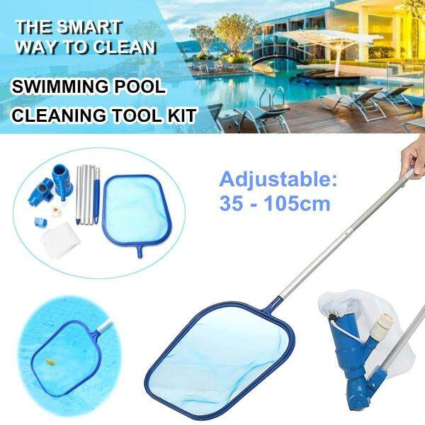 Swimming pool cleaning kit vacuum jet cleaning tool swimming pool fishing pool cleaning equipment 8yue