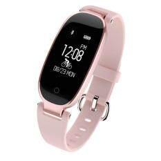 Bluetooth Chống Nước S3 Đồng Hồ Thông Minh Smart Watch Thời Trang Nữ Nữ Montre Đồng Hồ Thông Minh Smartwatch Đồng Hồ Relogio inteligente Android IOS