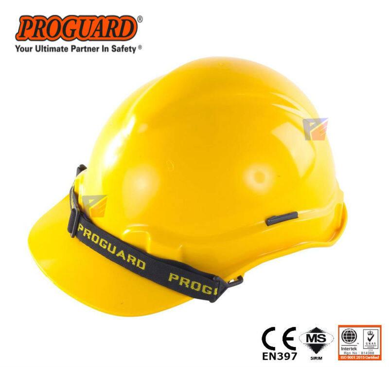Proguard Safety Helmet YELLOW Sirim Certified