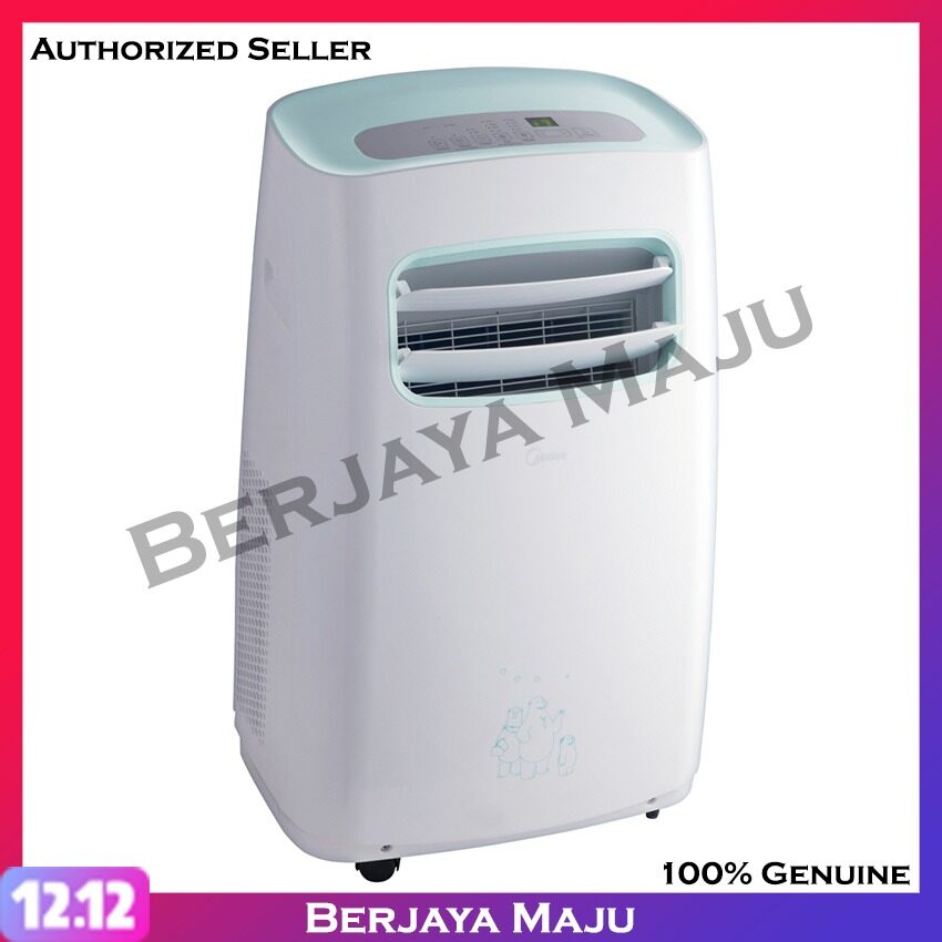 Midea 1.5HP Portable Air Conditioner MPF-12CRN1 (Deluxe Model)