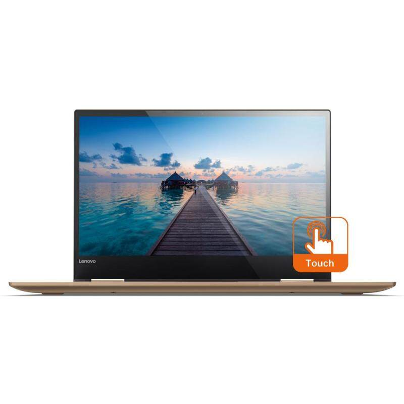 Lenovo Yoga 720-13IKB 81C300B5MJ 13.3 FHD Touch Laptop Copper (i7-8550u, 8GB, 512GB, Intel, W10H) Malaysia