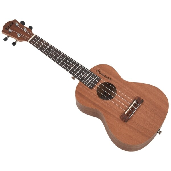 Yael Concert Ukulele Kits 23 Inch Sapele Wood 18 Fret Hawaii Four Strings Guitar With Bag Tuner Capo Strap Stings Picks Musical Instrument Malaysia