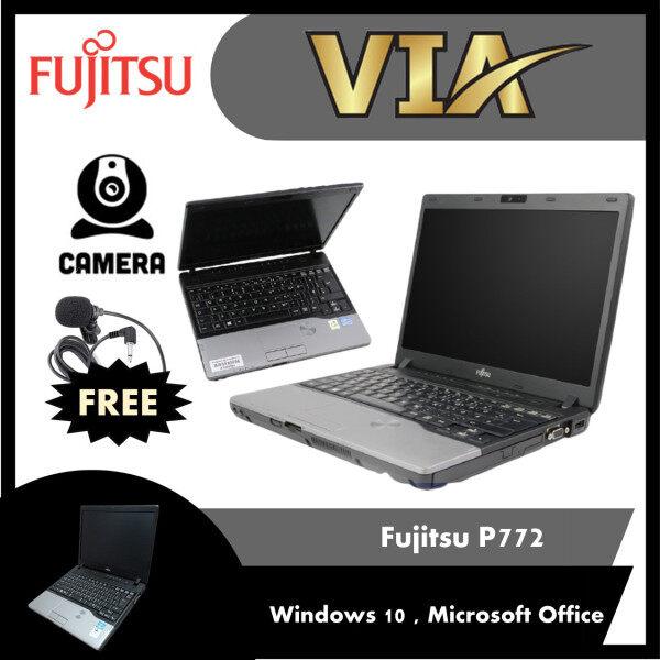 【WEBCAM】READY STOCK-FUJITSU P772-CORE i5-3RD GEN~4GB DDR3L~WINDOWS 10~WIFI READY~USB 3.0 Malaysia