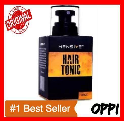 [2019 New] Mensive Hair Tonic 60ml Pakar Melebatkan Rambut Gugur Menumbuhkan & Mengatasi Kelumumur Rambut (original Hq) By Oppi.