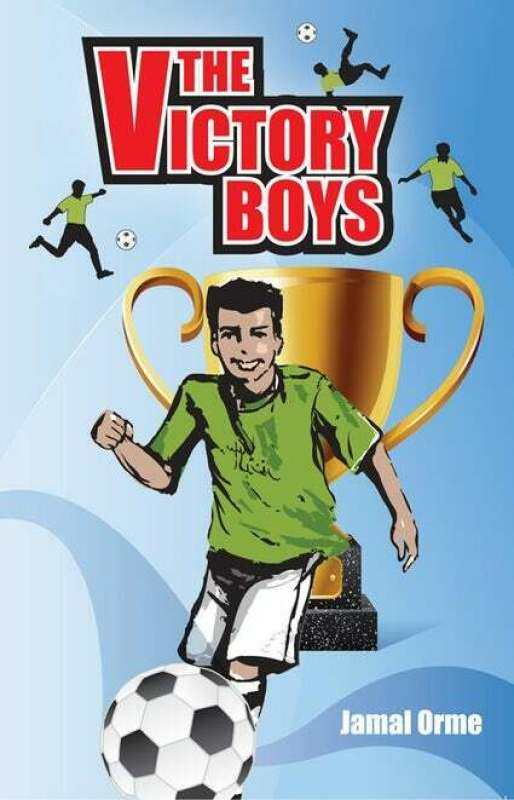 The Victory Boys (Paperback) Malaysia