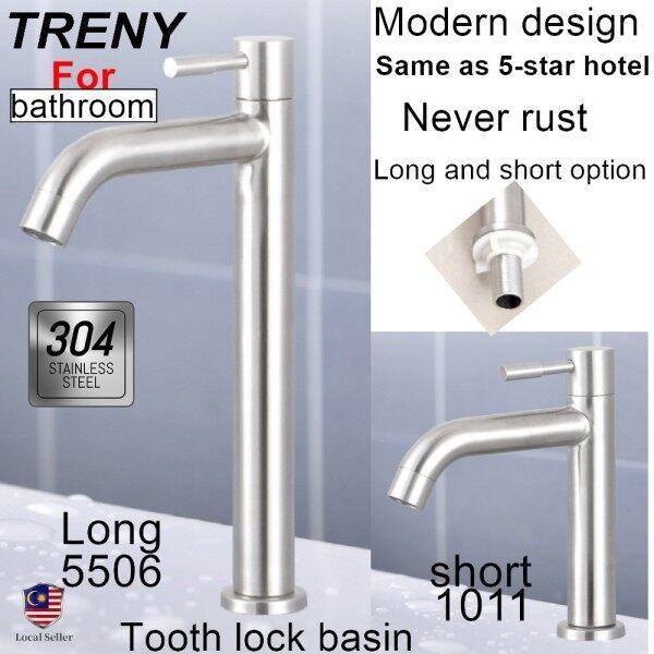 TRENY sink faucet bathroom basin faucet bathroom faucet bathroom sink faucet basin faucet 304 faucet kitchen faucet head tall faucet faucet basin tap