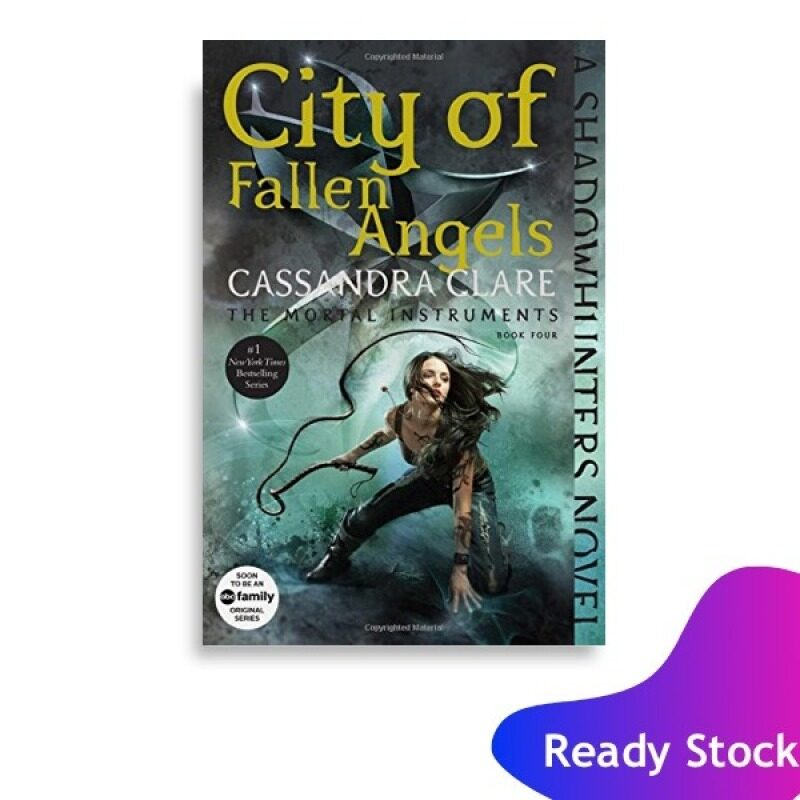 City of Fallen Angels (The Mortal Instruments Book 4) By Cassandra Clare Malaysia