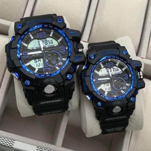 Sports Addition Casio_Mens G_Shock_Couple Set Watches For Man And Women Malaysia