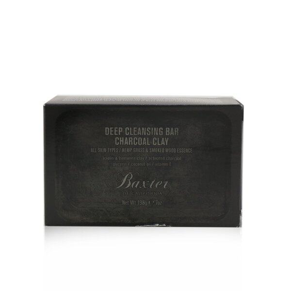 Buy BAXTER OF CALIFORNIA - Deep Cleansing Bar (Charcoal Clay) 198g/7oz Singapore