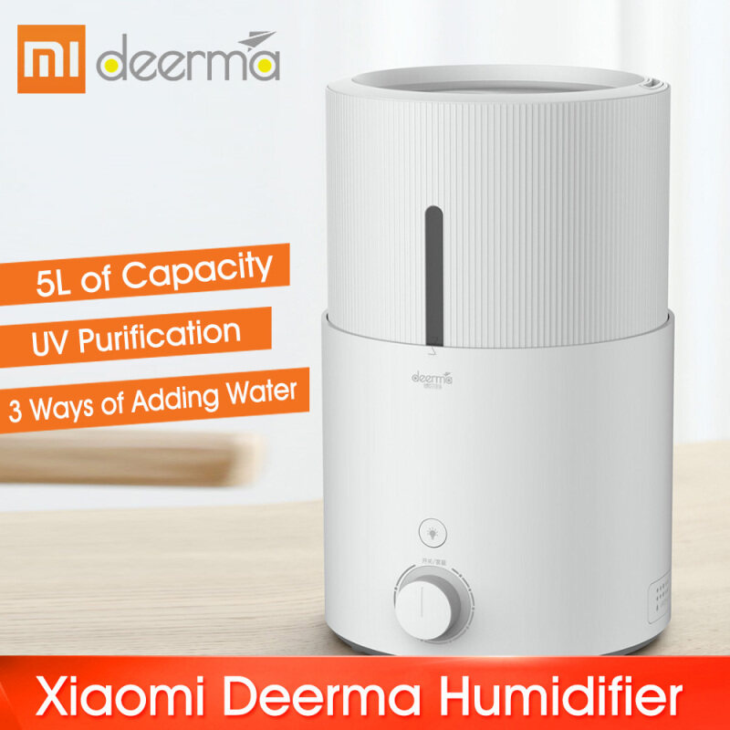 2020 Original Mi Deerma DEM-SJS600 Air Humidifier For Home 5L Large Capacity Purifying Humidifier From 01 Youpin Singapore