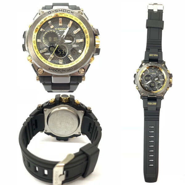 G SHOCK_ DUAL TIME RUBBER STRAP WATCH FOR MEN Malaysia