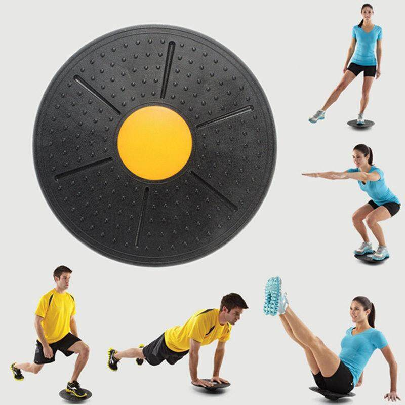 Betes Wobble Balance Board Stability Agility Disc Yoga Training Fitness Exercise Physical By Betes.