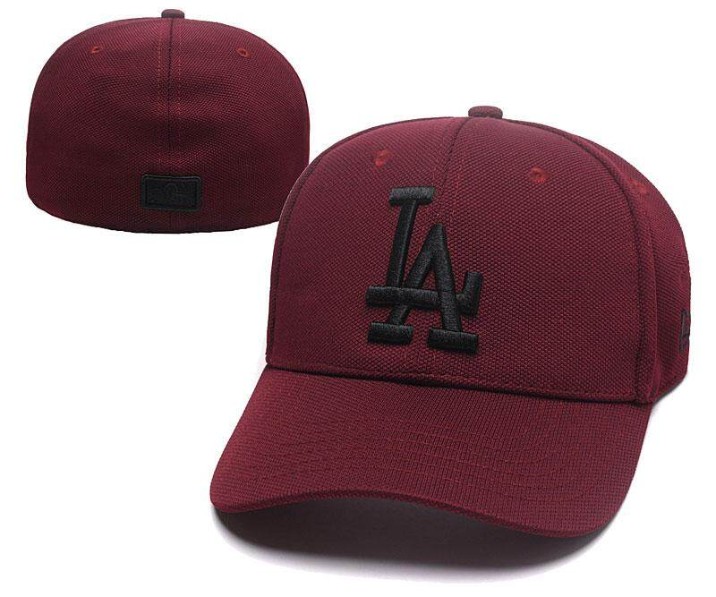 Hat Men and Women Tide Brand Stretch Caps LaKorean Version of The Autumn and Winter Baseball Cap Casual Wild Men's Curved Hats Street Simple