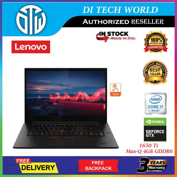 Lenovo ThinkPad X1 Extreme Gen 3 20TKS0J800 15.6 UHD Touch Laptop ( I7-10750H, 16GB, 512GB SSD, GTX 1650 Ti Max-Q 4GB, W10P ) Malaysia