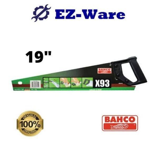 BAHCO 19/22/24 X93 XT Superior Wood Hand Saw (Original)