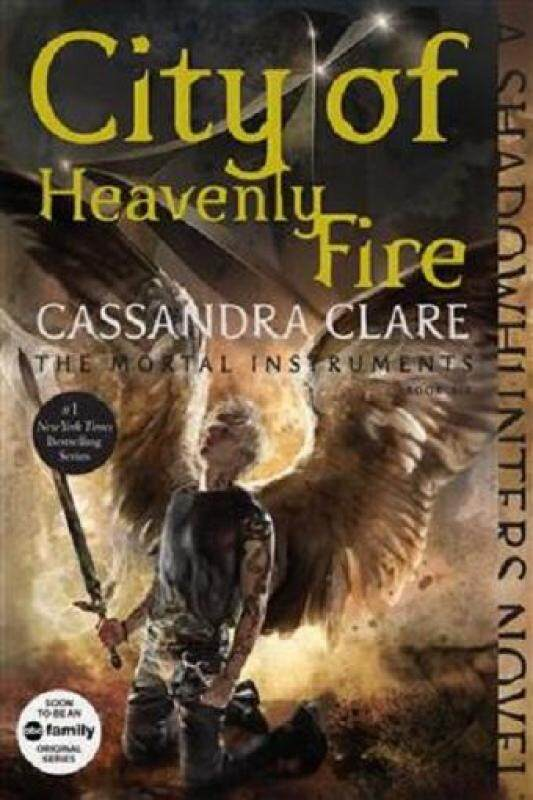 City Of Heavenly Fire (Mortal Instruments) ISBN 9781481444422 Malaysia