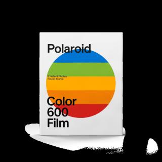 Polaroid Color 600 Film - Round Frame Edition dành cho máy ảnh Polaroid 600 i-Type Polaroid Lab thumbnail