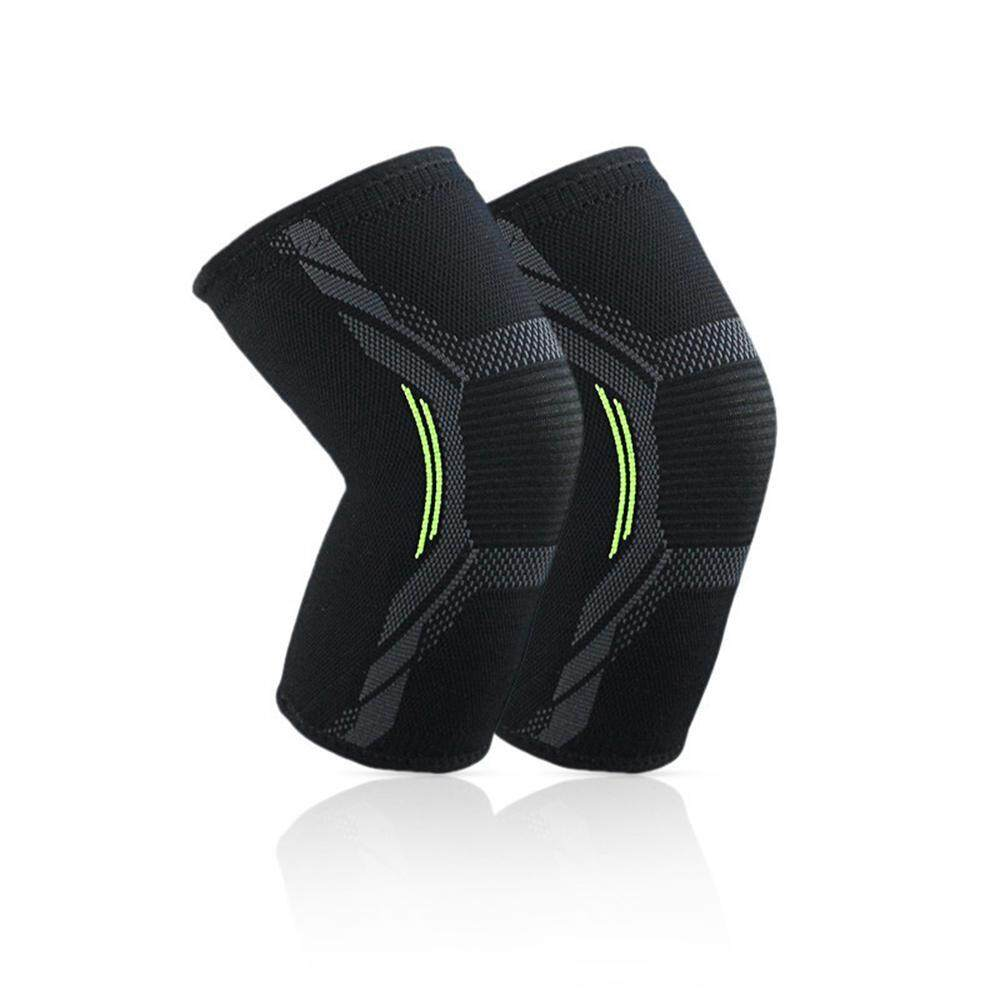 OnLook 1pcs Knee Brace Support Compression Sleeve - Strong and Excellent Support for training, weightlifting, Crossfit, Functional Training, Recovery and other Sports