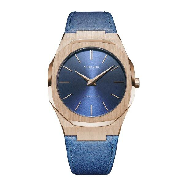 D1 Milano Ultra Thin 40mm Unisex Watch D1-UTLJ04 Malaysia