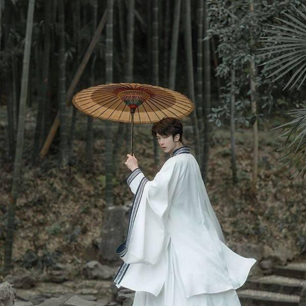 Trang phục Hán Phục nam thời cổ đại của Trung Quốc mẫu mới - INTL