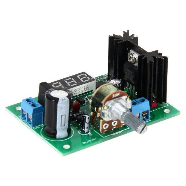 OSMAN LM317 AC/DC Adjustable Voltage Regulator Step-down Power Supply Module