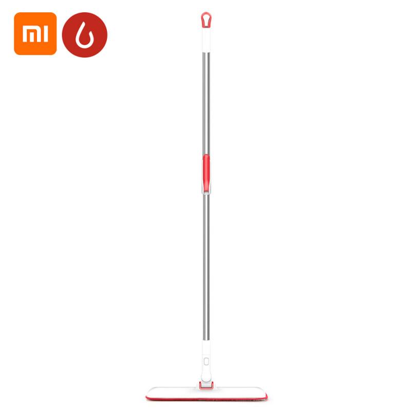 Cây Lau Nhà Xiaomi Youpin Yijie Slim Flat 360 ° Xoay Mọi Hướng Có Thể Kéo Dài Thiết Kế Cực Tiết Kiệm Không Gian Lau Sàn Dụng Cụ Lau Khô Ướt