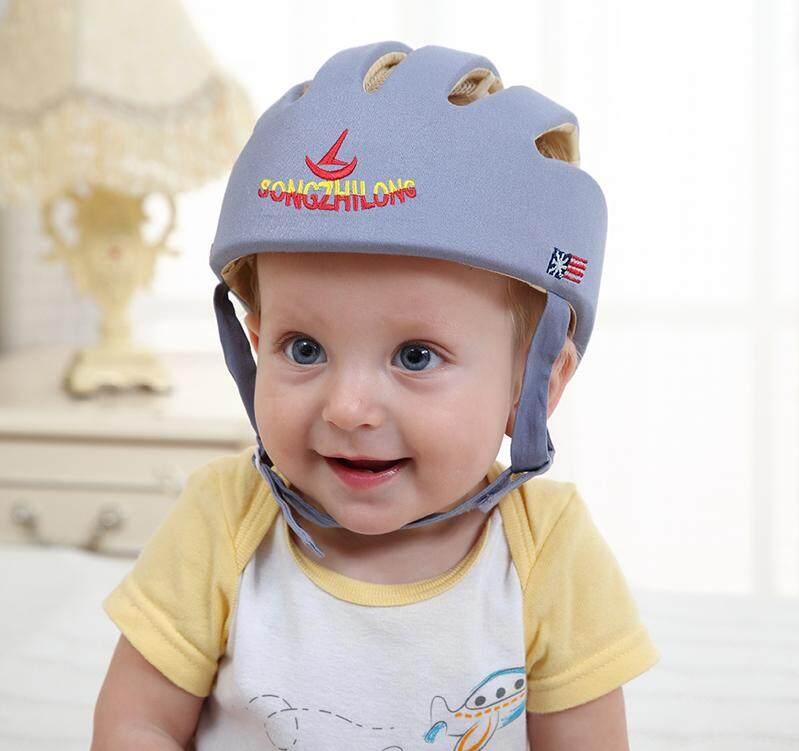 Bayi Balita Helm Keselamatan Bayi Kepala Topi Pelindung Untuk Berjalan Adjustable Headguard By Weitesi.
