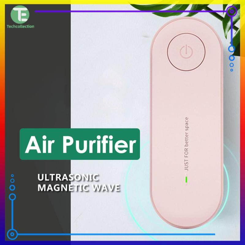 【Techcollection】Small Air Purifier Bathroom Air Freshener Singapore