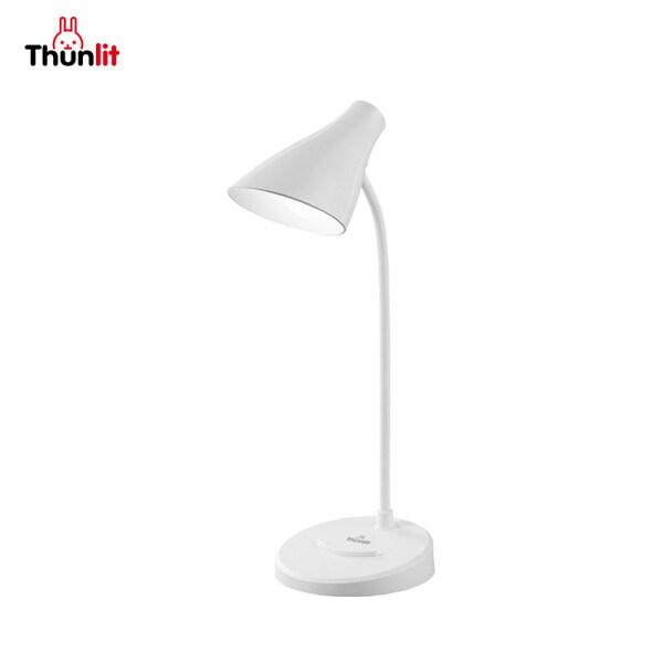 Đèn Bàn Trẻ Em Thunlit, USB Cắm -Trong Thay Đổi Độ Sáng 3 Nhiệt Độ Màu