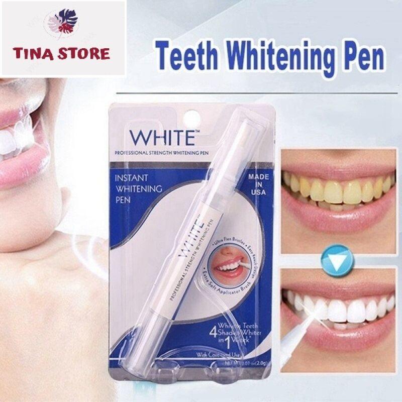 Bút Tẩy Trắng Răng Whitening Pen (Mẫu mới) ( Kha-nh LINH ) giá rẻ