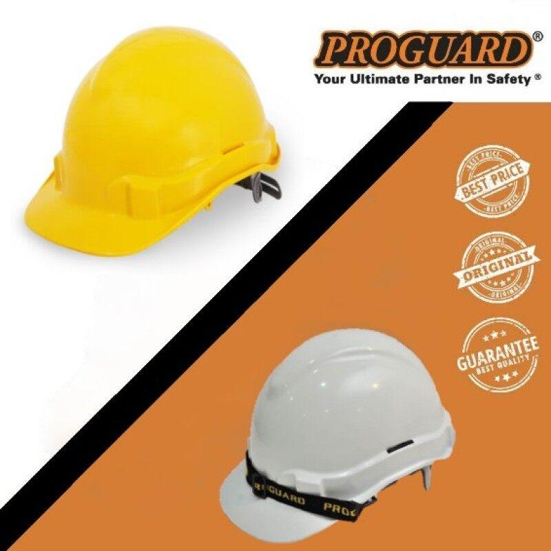 Safety Helmet Proguard (Yellow / White)